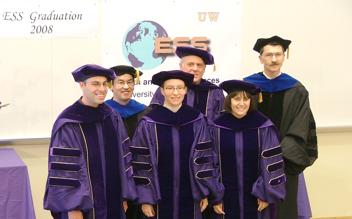 Graduation 2008 Earth And Space Sciences