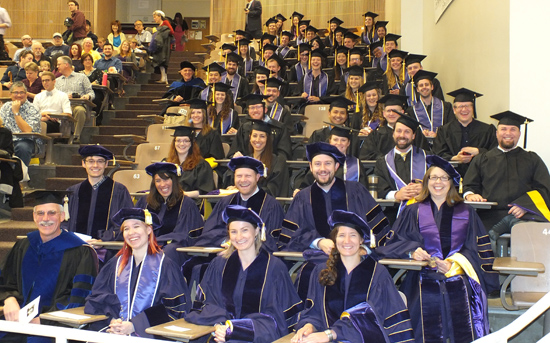UW ESS Graduating Students of 2014