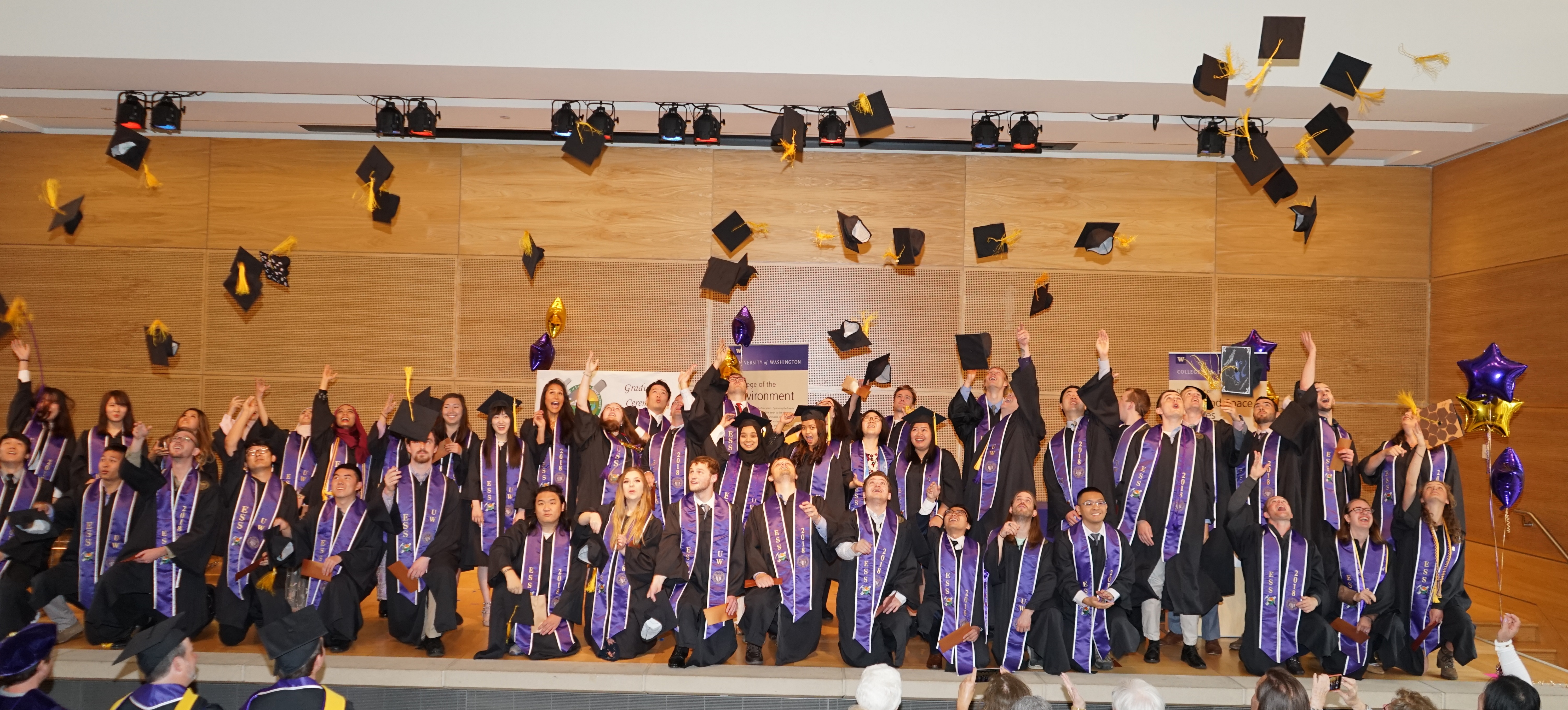 graduation earth and space sciences